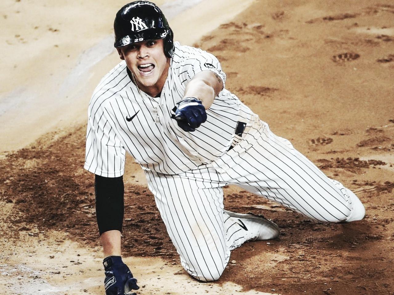 Con batazo de Giovanny Urshela, los Yankees vencen a los Rays de Tampa Bay