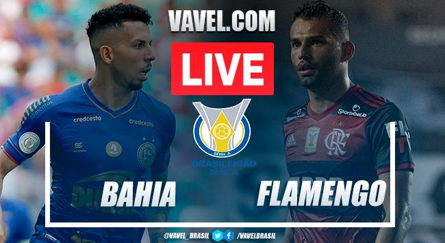 Gols e melhores momento Bahia 3 x 5 Flamengo pelo Campeonato Brasileiro 2020