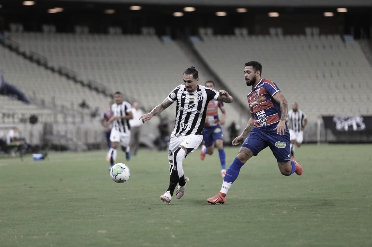 Guto Ferreira destaca disciplina e confiança como trunfo do Ceará