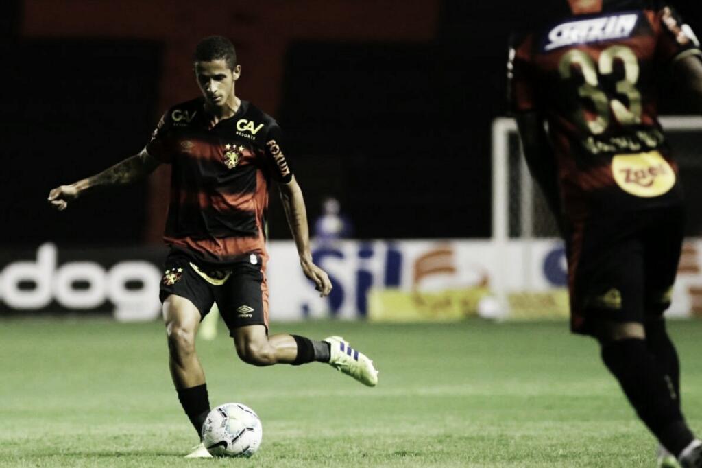 Barcia brilha, Sport confirma boa fase e bate Goiás pelo Brasileirão