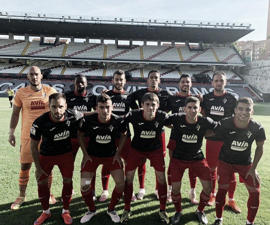 ¿Cómo llega el Eibar al inicio de Liga?