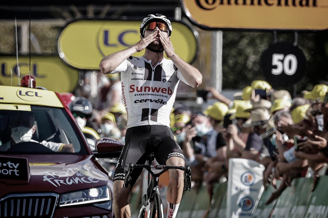 Marc Hirschi, la revelación del Tour de Francia