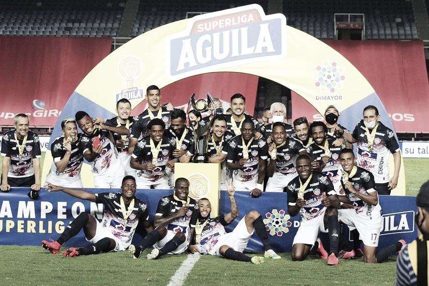 Junior de Barranquilla: ¡Super bicampeón de Colombia!