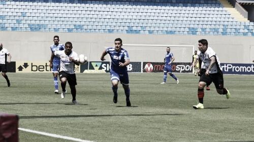 De virada, Oeste bate CSA e conquista primeira vitória na Série B do Brasileirão