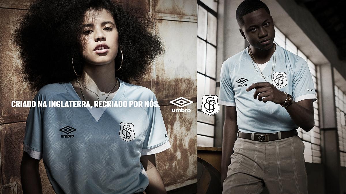 Santos anuncia terceiro uniforme, com escudo retrô