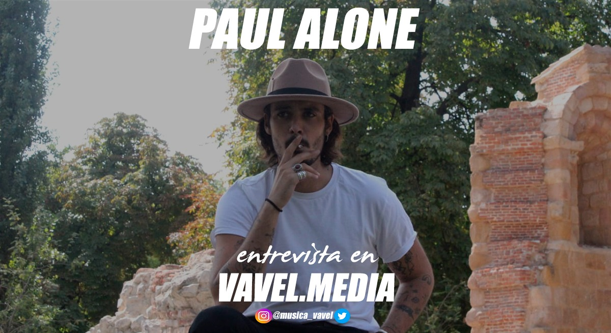 """Entrevista. Paul Alone: """"Yo utilizo la música para vivir"""""""