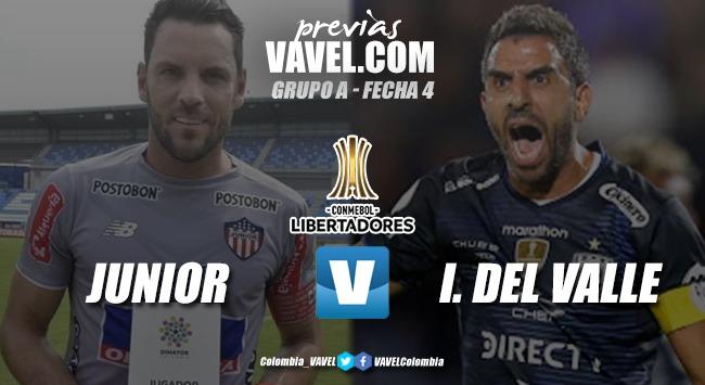 Previa Junior de Barranquilla vs Independiente del Valle: duelo clave para las aspiraciones del 'tiburón'