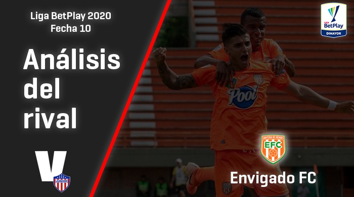Junior de Barranquilla, análisis del rival: Envigado FC (Fecha 10, Liga BetPlay)