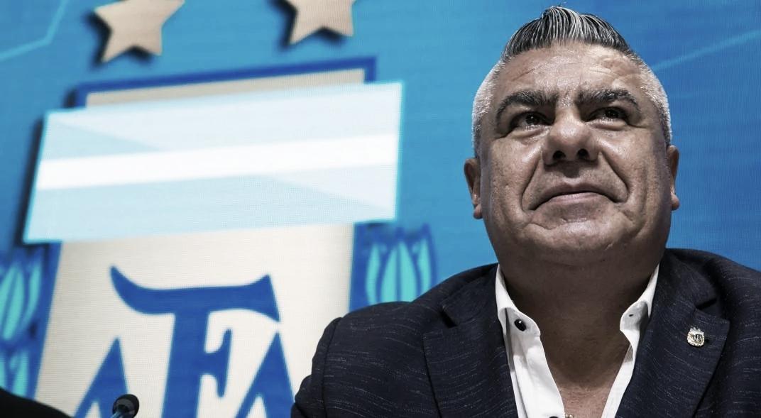 """Tapia: """"Traerlo a Lionel Scaloni como técnico de la selección fue una gran decisión"""""""