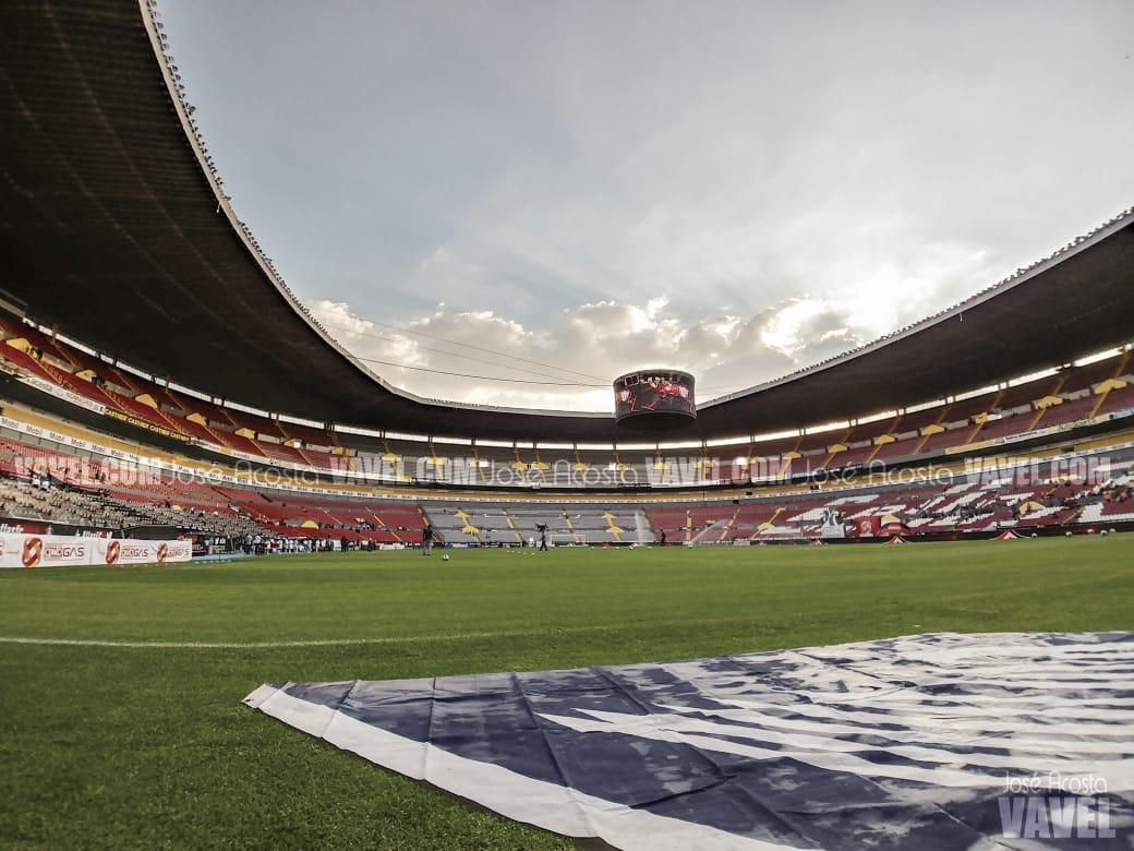 En Jalisco, regreso de la afición a estadios será acorde a autoridades estatales