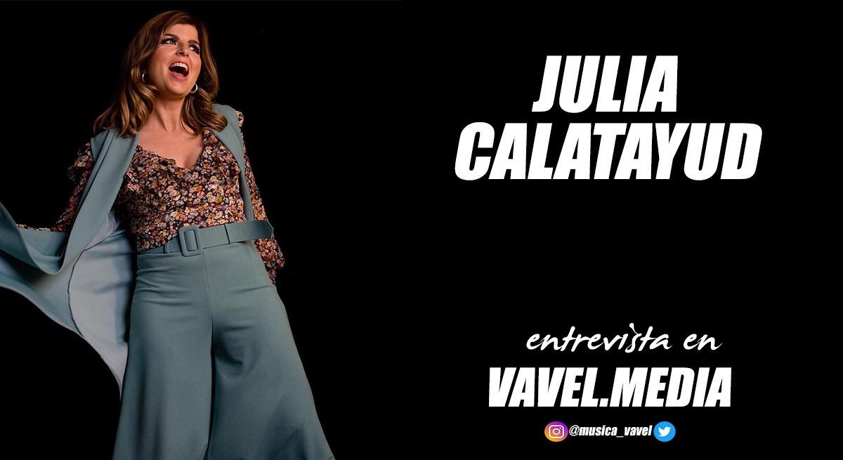 """Entrevista. Julia Calatayud: """"La enfermería cura cuerpos y la música cura el alma"""""""
