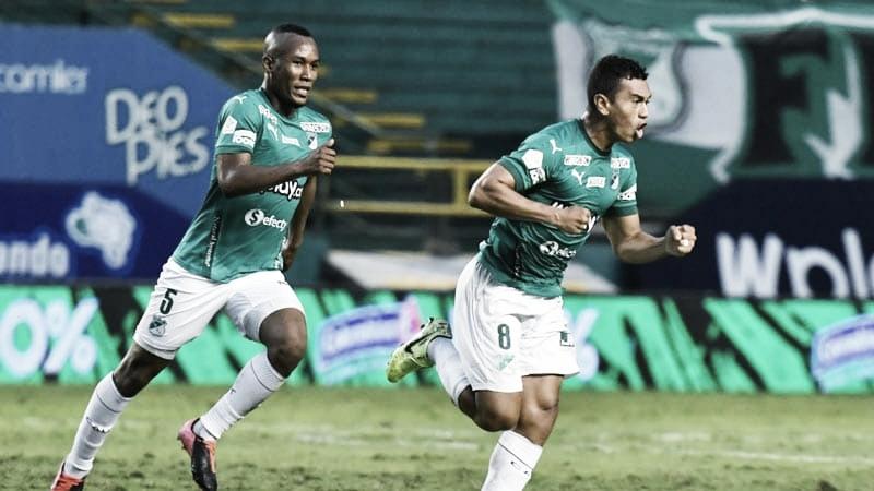 Deportivo Cali salió victorioso en el último minuto