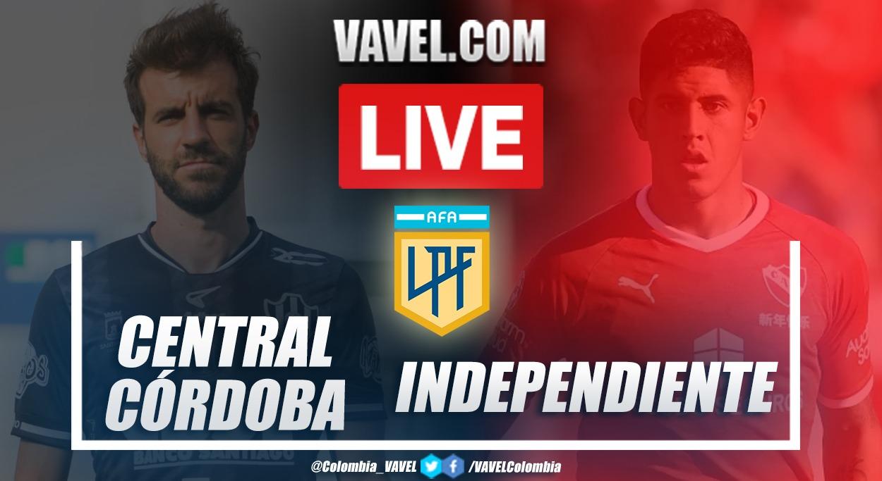 Independiente vence en condición de visitante con lo justo (0-1)