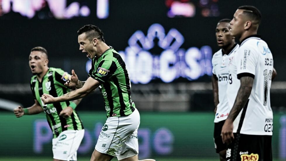 América-MG recebe Corinthians para confirmar vaga nas quartas de final da Copa do Brasil