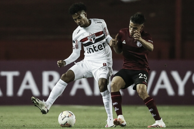 Só a vitória importa! São Paulo encara Lanús precisando vencer para avançar na Sul-Americana