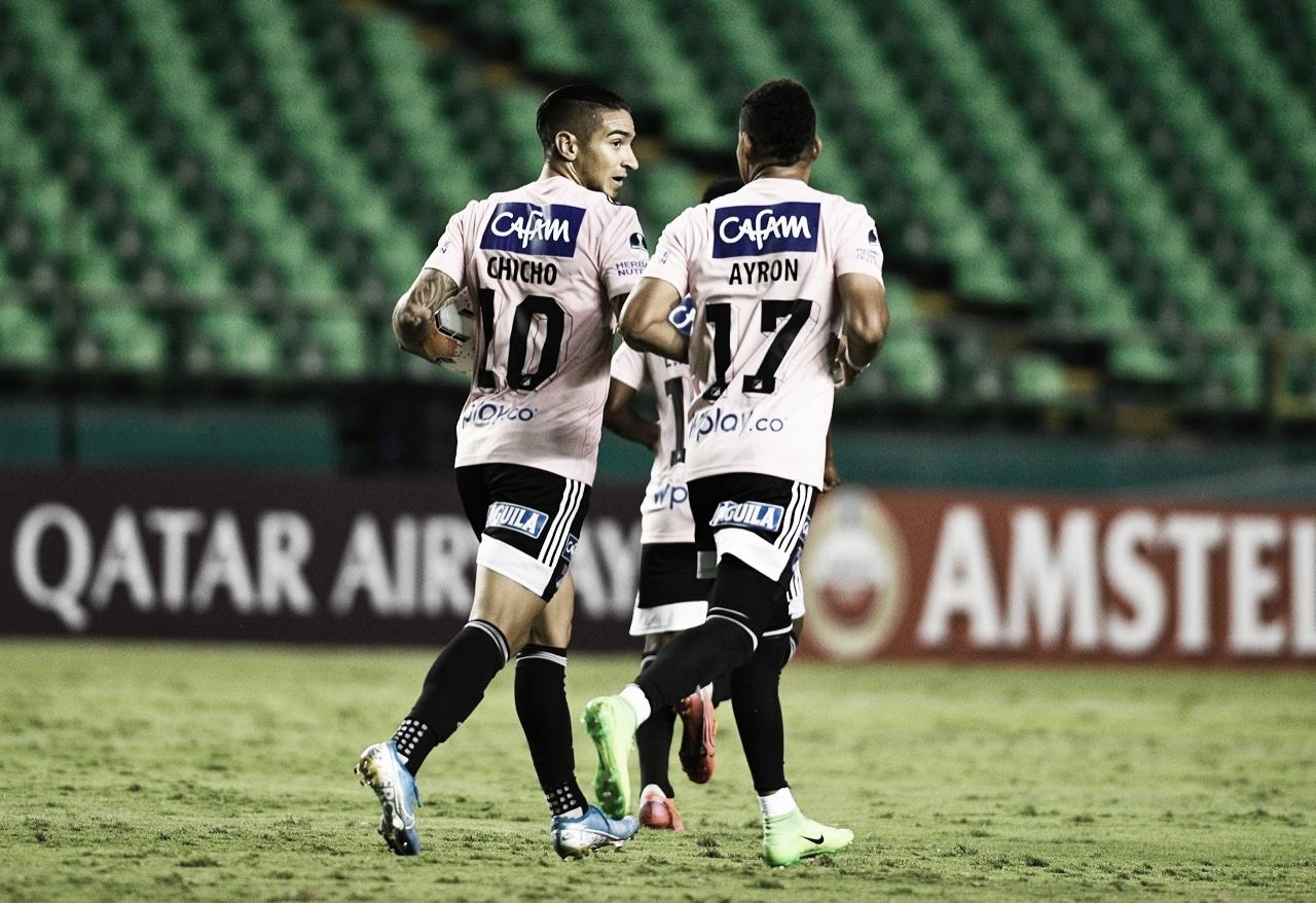 Puntuaciones en Millonarios tras la eliminación ante Cali en Sudamericana