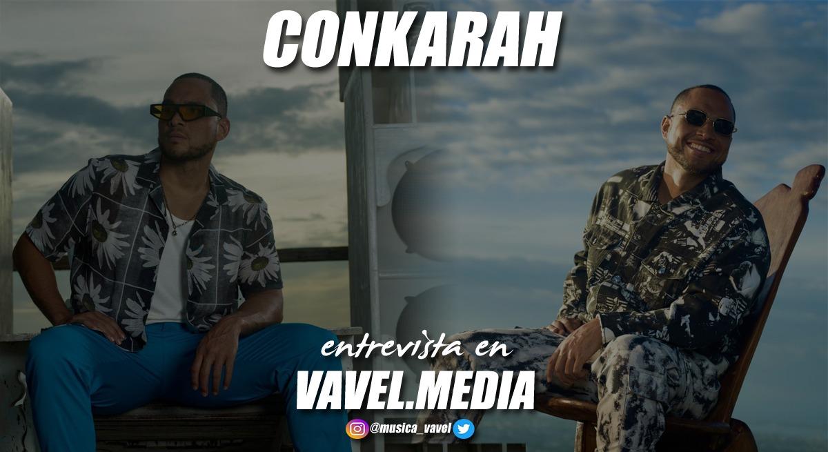 """Entrevista. Conkarah: """"Tengo muchas canciones ahora mismo en las que estoy trabajando con buenos artistas del reggaeton"""""""