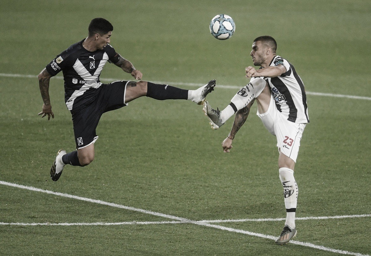 """Pablo Hernández: """"El punto también sirve"""""""
