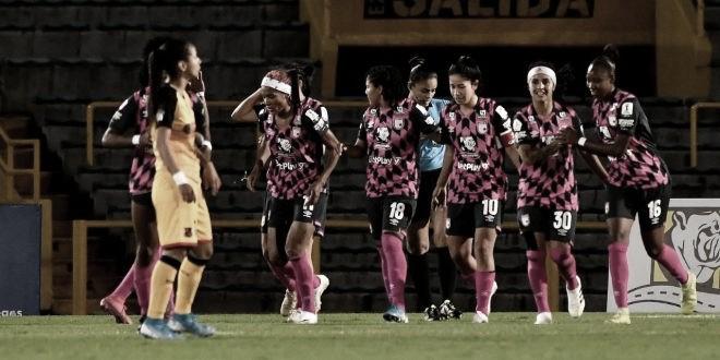 Las 'leonas' se preparan para la Copa Libertadores
