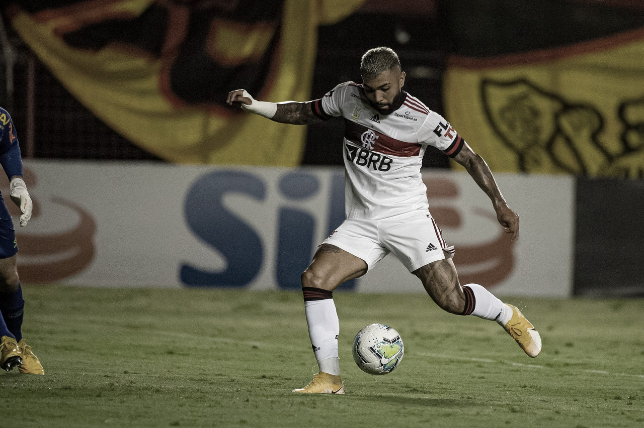Top 10: Flamengo é o time que mais perde chances claras de gol no Brasileirão