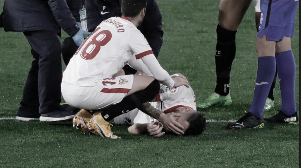 La lesión de Lucas Ocampos, en profundidad
