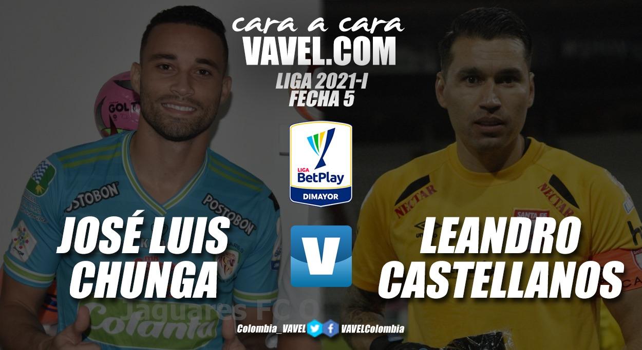 Cara a Cara: José Luis Chunga vs. Leandro Castellanos