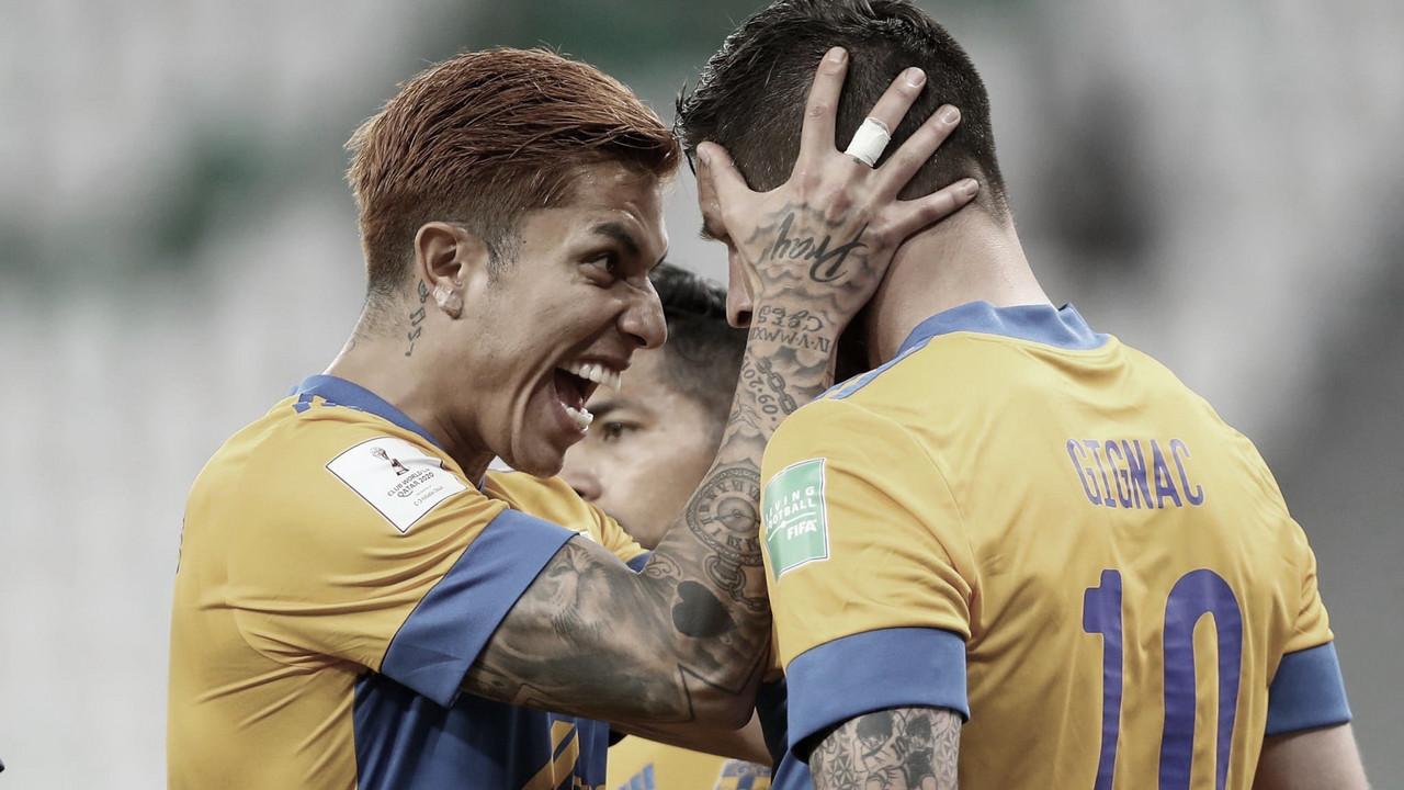 A inédita classificação do Tigres à final do Mundial de Clubes; Palmeiras eliminado