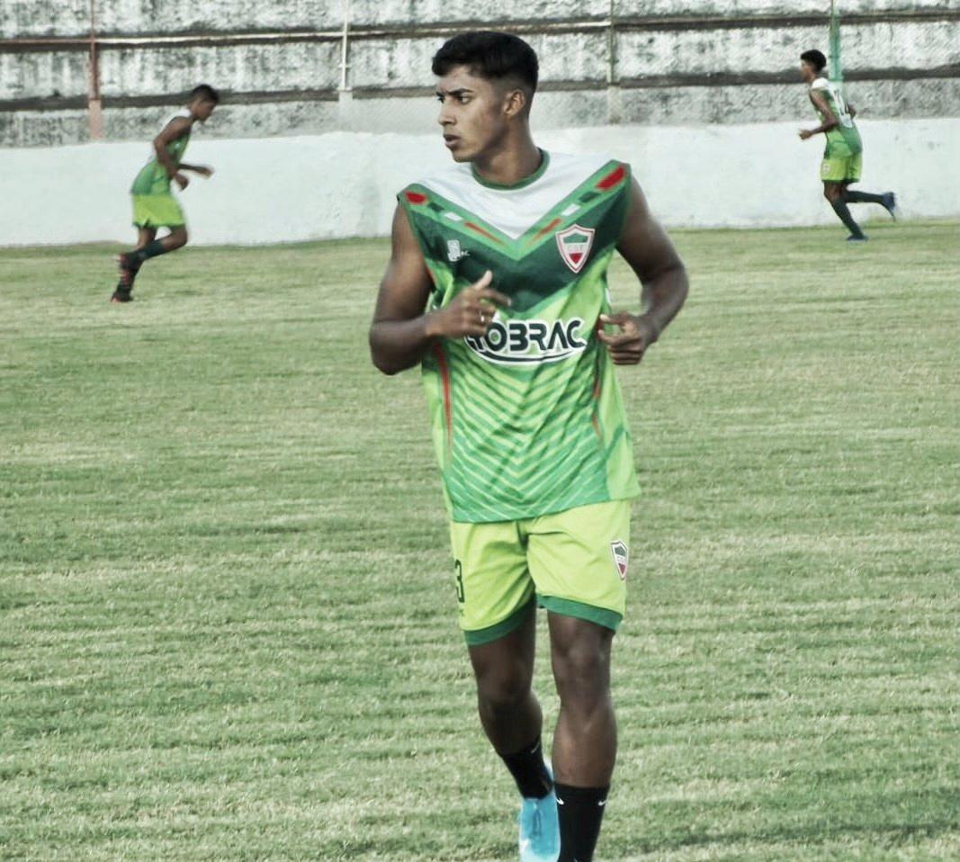 Ex-Palmeiras, Stuart Asafe Ferreira é a esperança do CSE