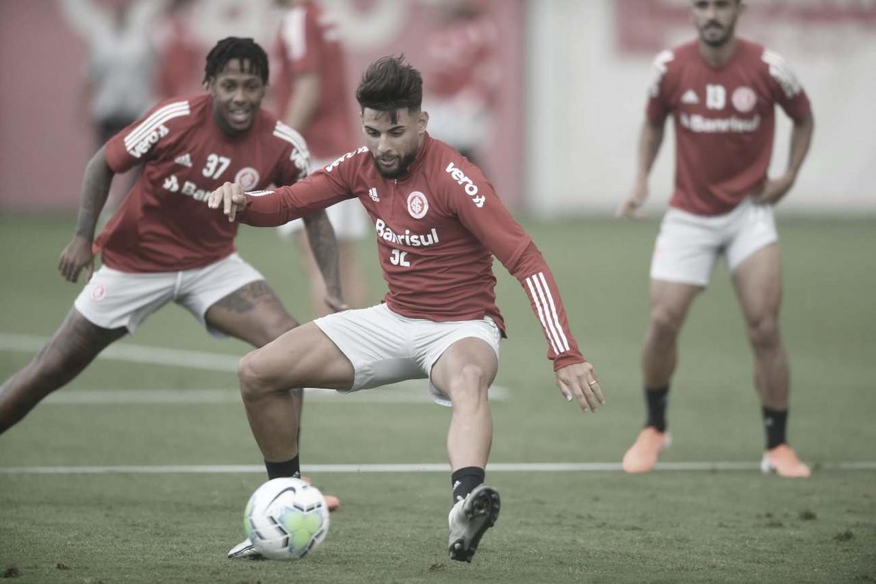 Focos opostos: Internacional encara Sport na reta final do Brasileirão