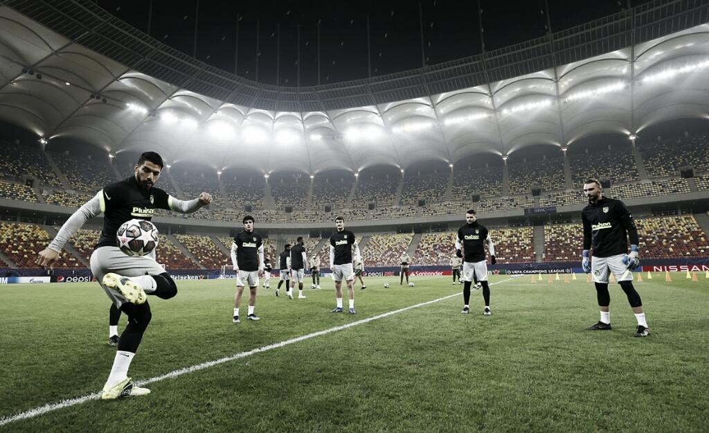 Atlético de Madrid e Chelsea se enfrentam pela ida da Champions em Bucareste