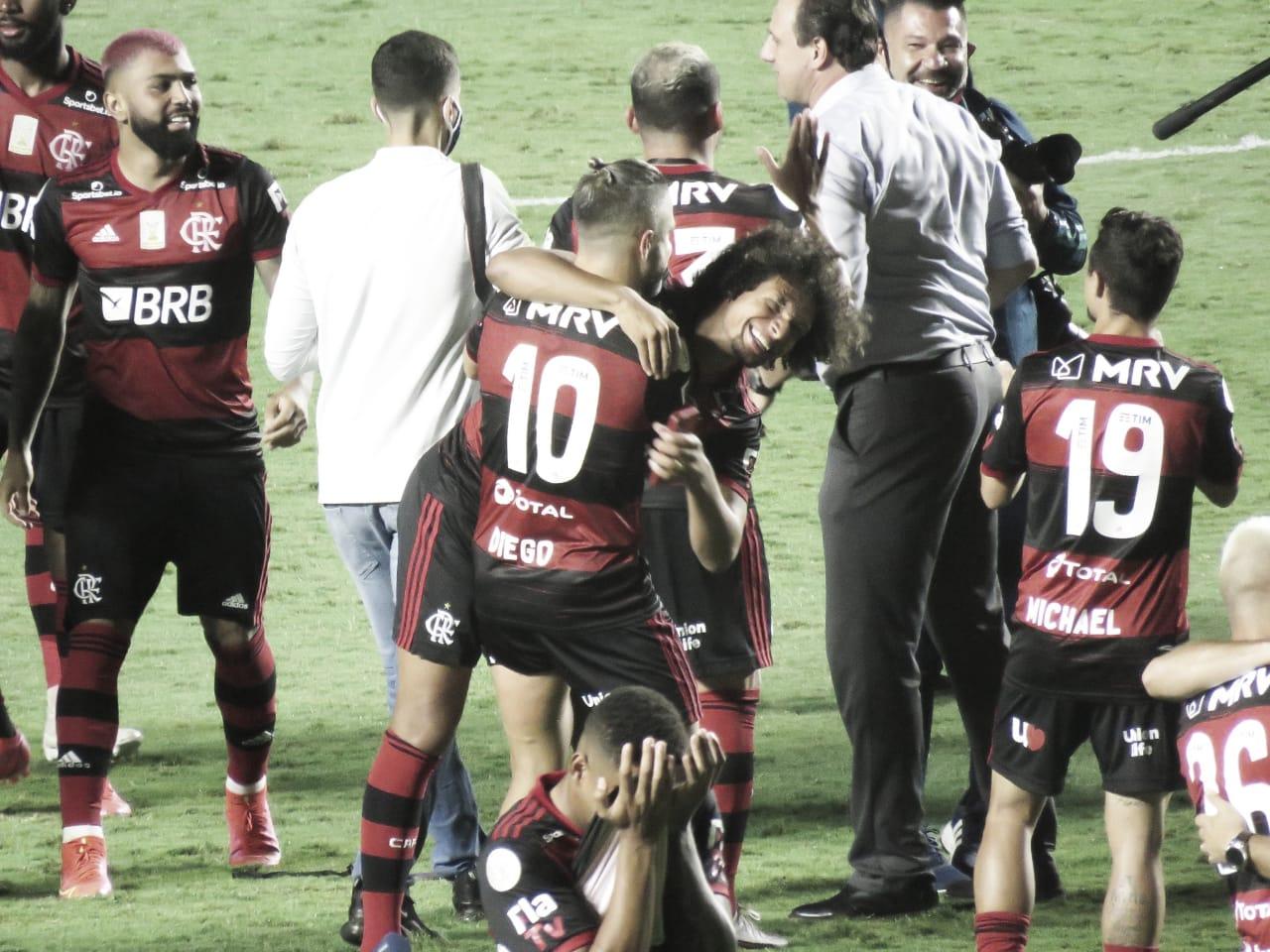 São Paulo vence, mas Flamengo é campeão brasileiro pela oitava vez