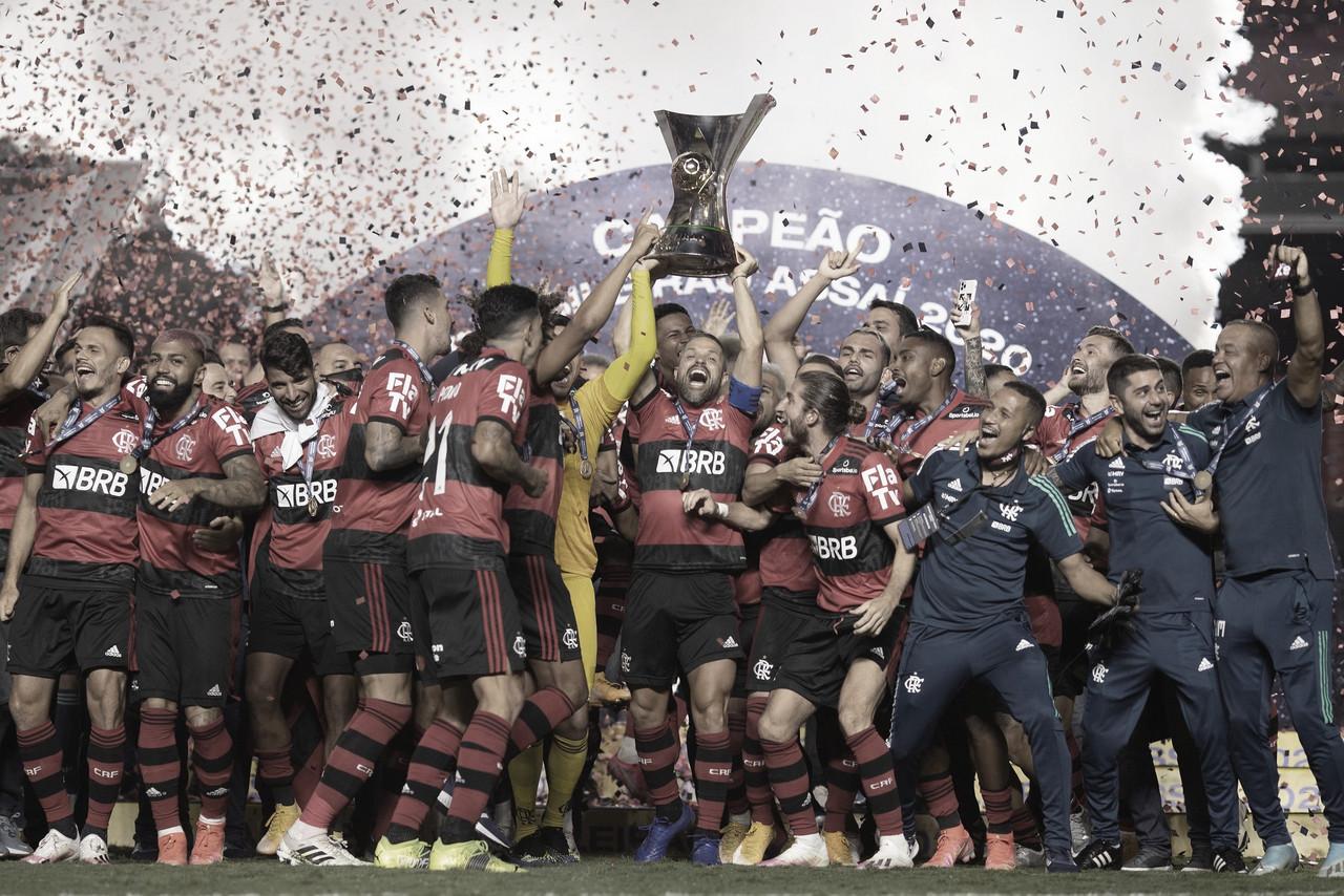 Oito vezes Flamengo!