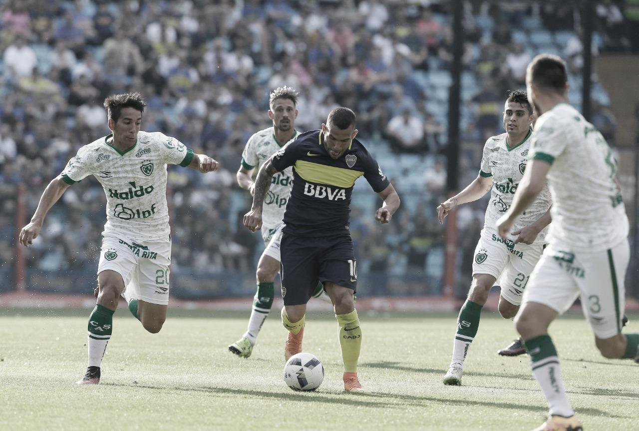 Historial de Boca ante Sarmiento