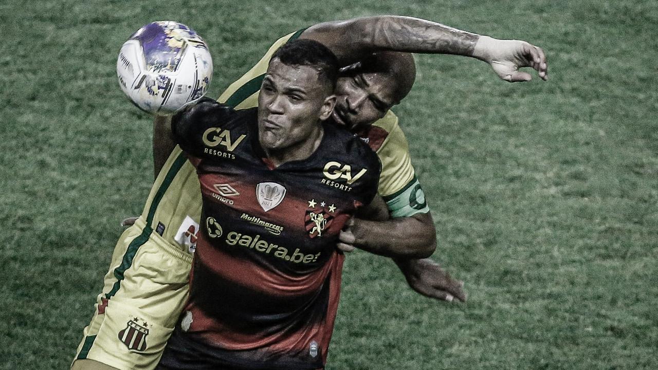 Em Recife, Sport e Sampaio Corrêa empatam na primeira rodada do Nordestão