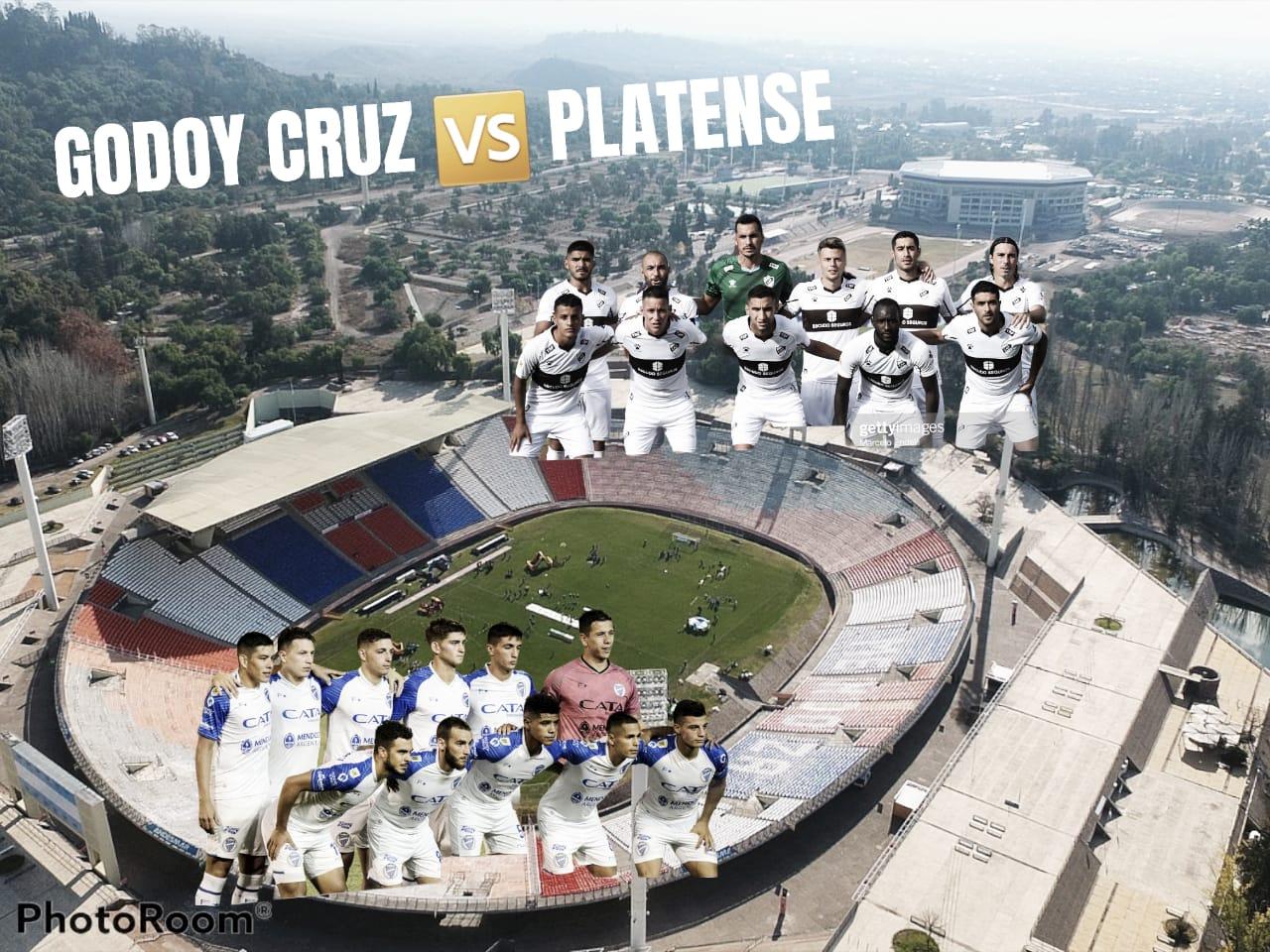 Godoy Cruz- Platense: Duelo vital para subir en la tabla