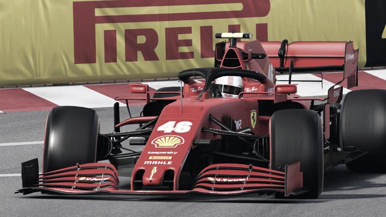 Doble podio para la Scuderia Ferrari