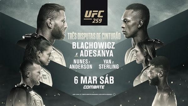 UFC 259: Amanda Nunes defende seu cinturão e card conta com mais duas disputas de título