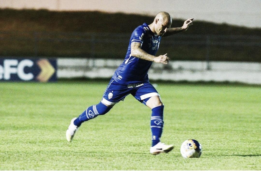 Silvinho está à disposição do CSA para o clássico na Copa do Nordeste