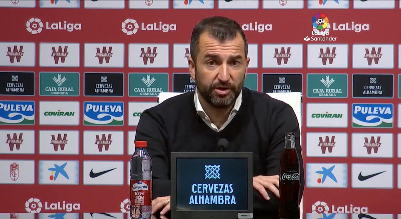 """Diego Martínez: """"La temporada hasta ahora está siendo sobresaliente"""""""