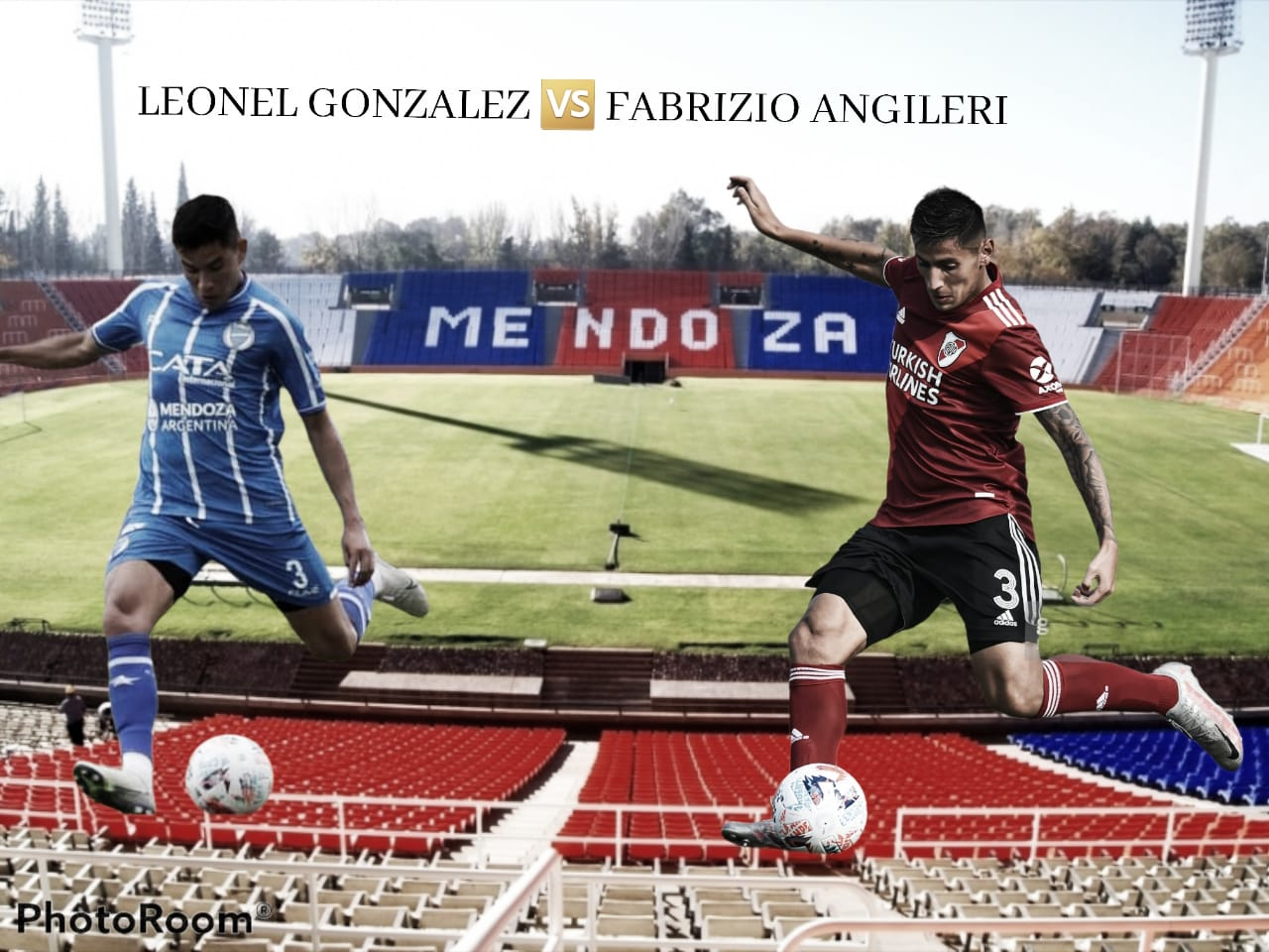 Gonzalez vs Angileri: Definición en el fondo