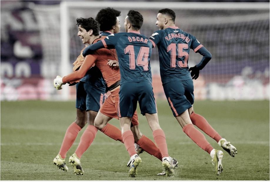 Real Valladolid vs Sevilla FC: puntuaciones del Sevilla FC, 28ª jornada de LaLiga