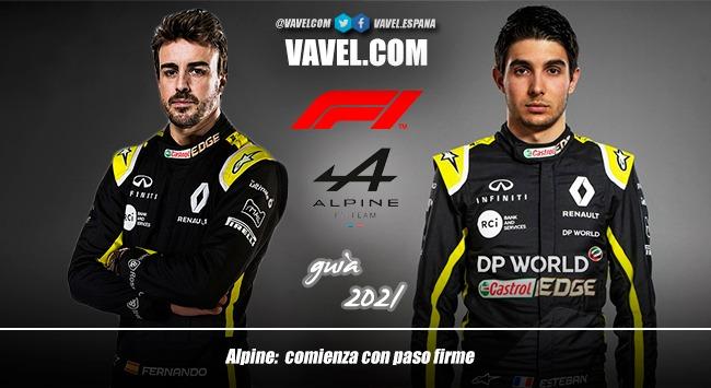 Guía VAVEL F1 2021: Alpine comienza con paso firme