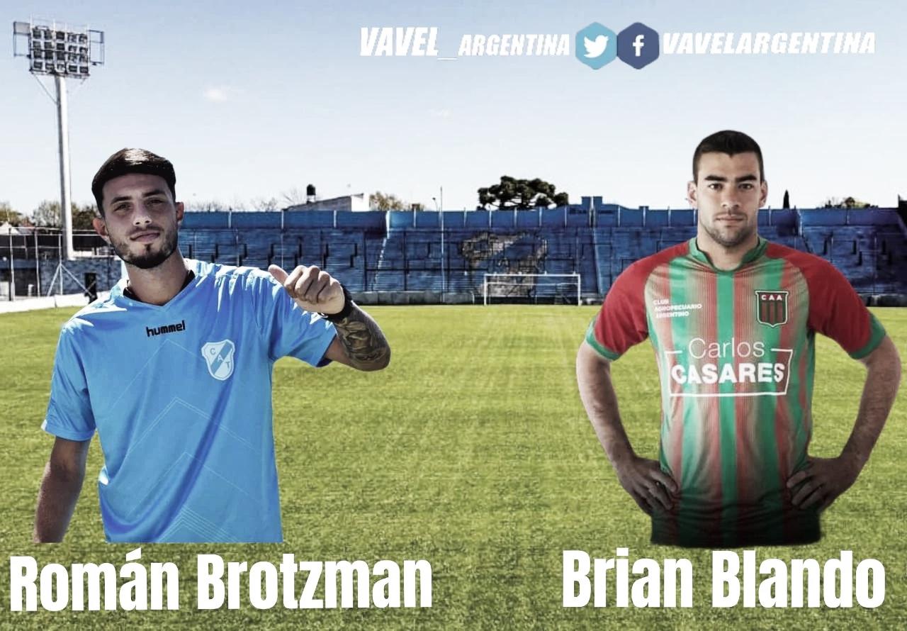 Cara a cara: Román Brotzman vs. Brian Blando