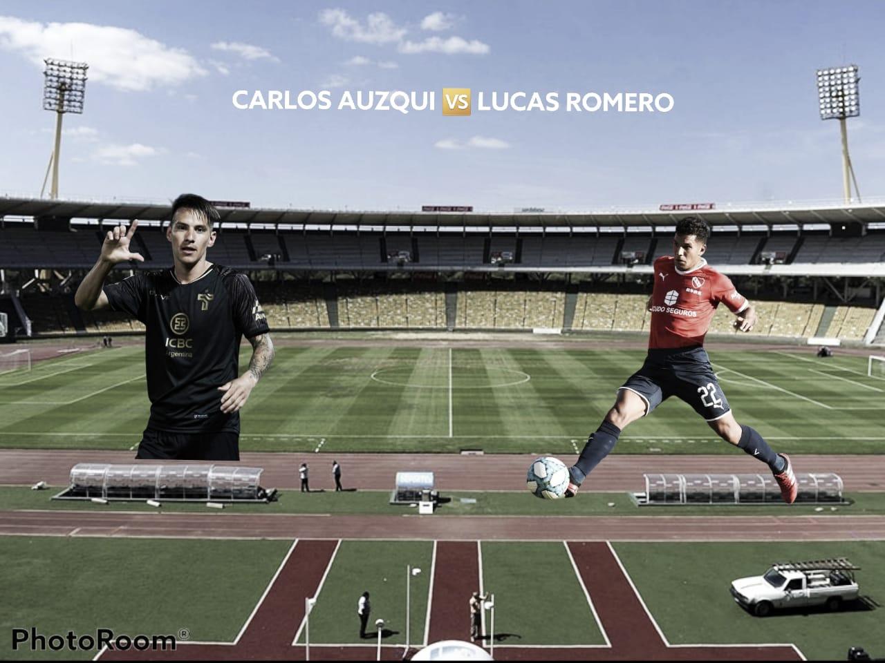 Cara a cara: Lucas Romero Vs. Carlos Auzqui