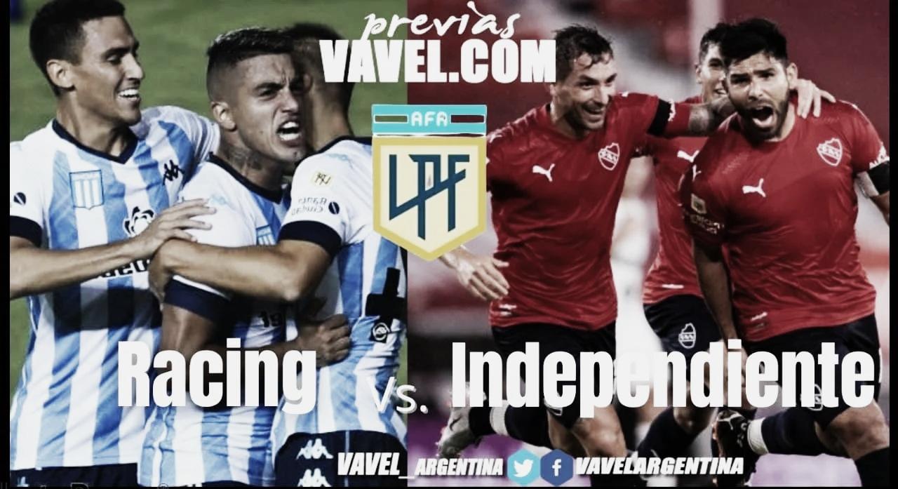 Independiente y Racing se verán las caras en un clásico golpeado por las ausencias