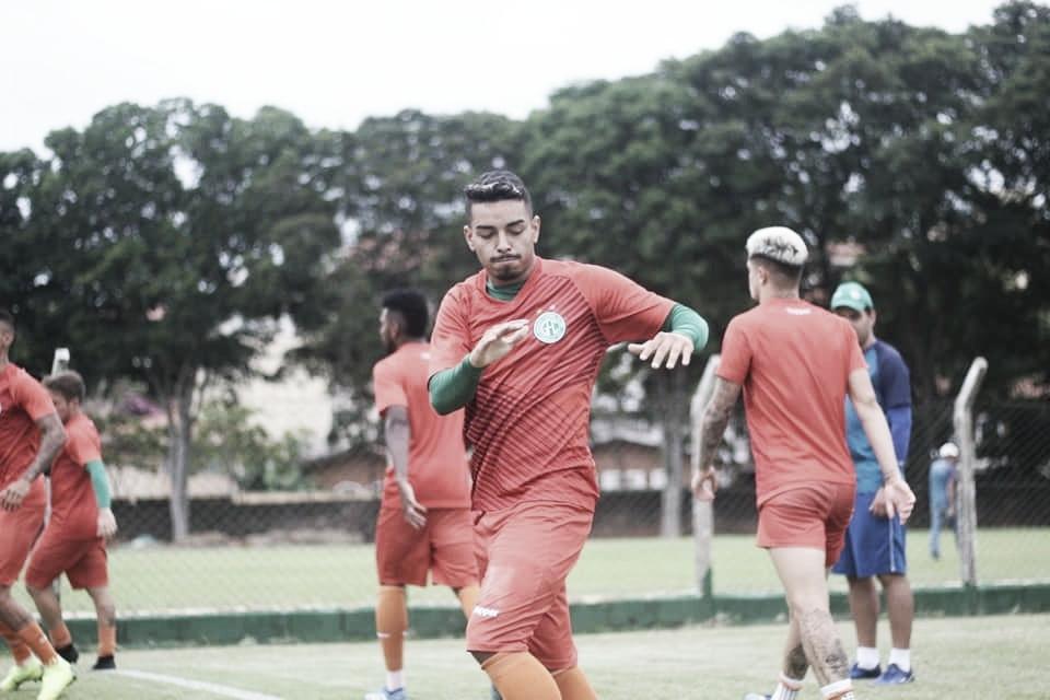 Matheus Bidu fala sobre desafio contra o São Paulo