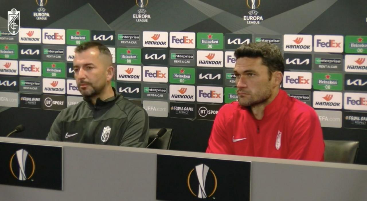 La eficacia será clave en la vuelta para Diego Martínez y Jorge Molina