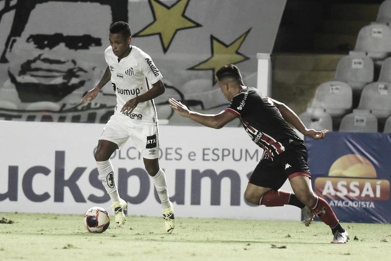 Após classificação na Libertadores, Allanzinho vira a chave para o Paulista