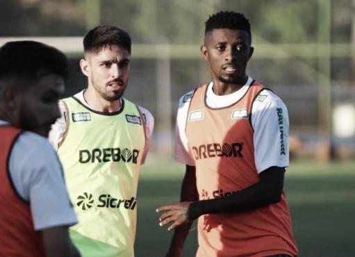 Camilo e Cafú estão a disposição do Cuiabá na decisão da Copa do Brasil