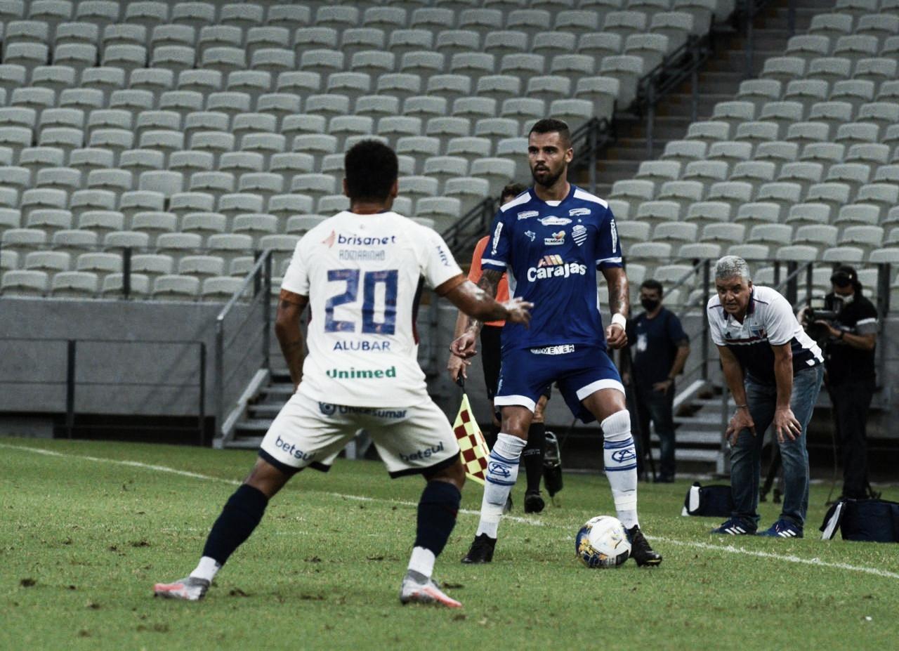 Fortaleza vence, elimina CSA e vai à semifinal da Copa do Nordeste